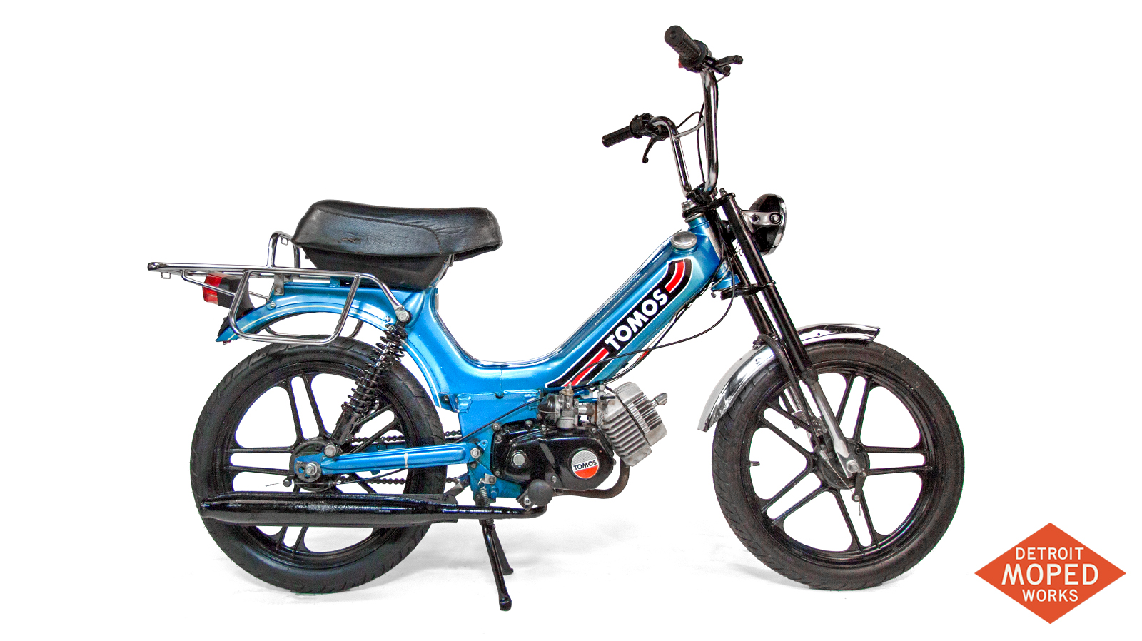 1989 Blue Tomos Bullet (SOLD)